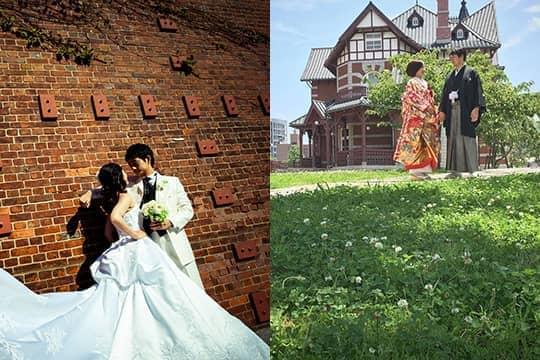 日本嫁期 尋找北九州四大婚攝靚景