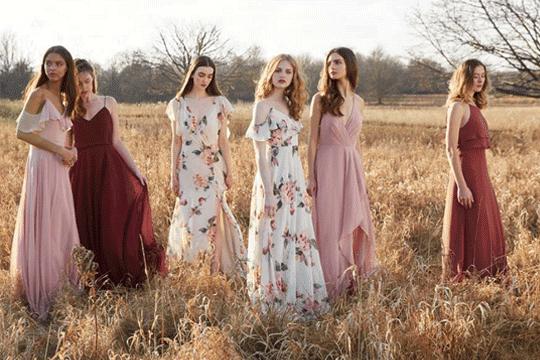 5大名牌姊妹裙 讓BFF華麗登場!