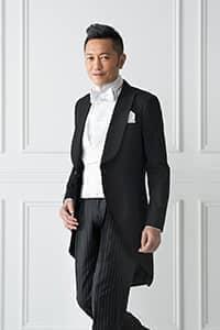 星級男禮之選 LUXE Tuxedo令新郎變身big day boss!