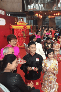 中式婚嫁禮儀及婚嫁消費習慣調查2018