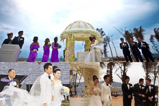4個熱門亞洲小島 明星都在這裡出嫁!