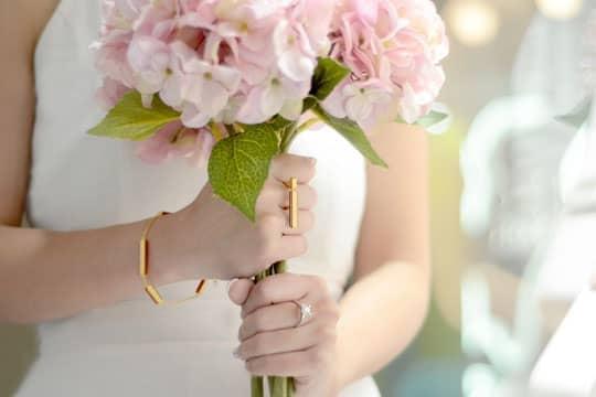 不是婚禮限定!婚嫁金器日常配搭Tips