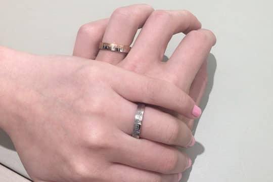 【小編教路】3大婚戒DIY 各有各玩法