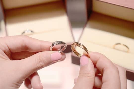小玩意大學問:結婚對戒點樣揀?