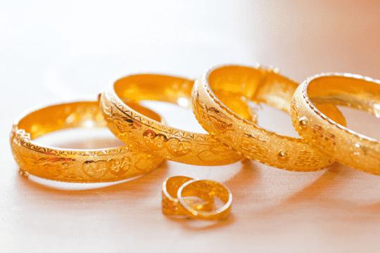5個你不知道的婚嫁習俗