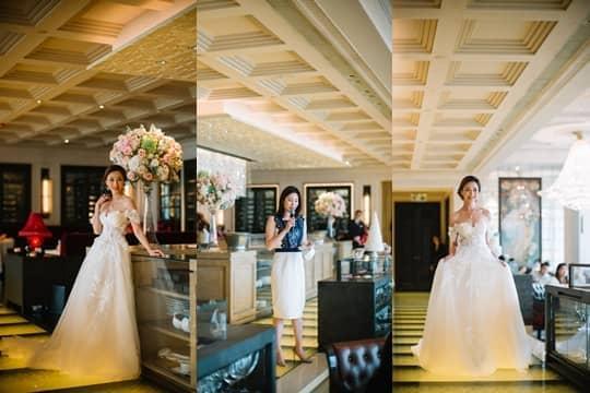四季酒店《Private Wedding Preview婚禮茶聚》