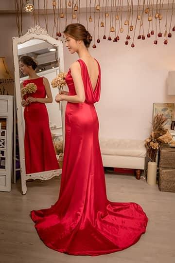 紅色晚裝點襯好?精緻首飾Mix & Match