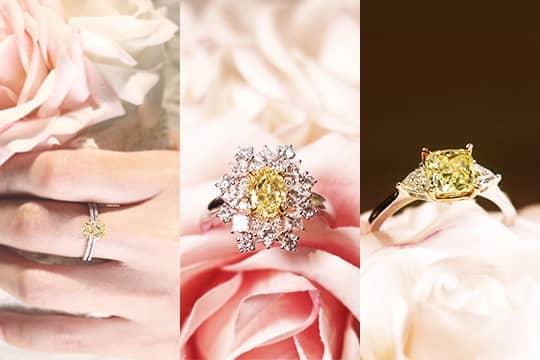 【鑽戒以外的閃爍選擇】5款顏色寶石及珍珠求婚戒指推介
