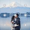 【4個簡易小技巧】旅遊達人教你自拍情侶放閃照