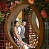 穿上旗袍拍攝另類pre wedding 體驗不一樣的地道文化