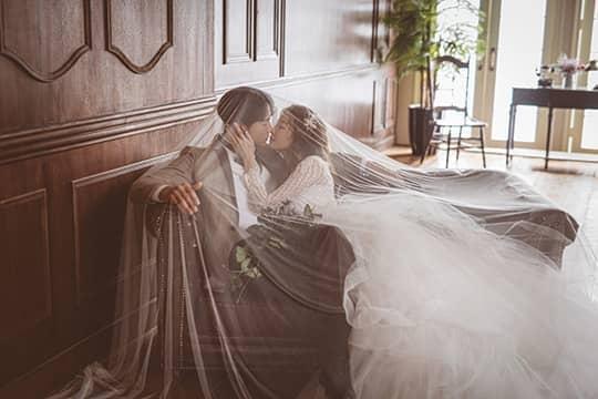 韓國studio 親臨廣州幫你影婚照