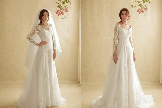6大婚紗款式穿著貼士!不同身形都能找到完美THE ONE