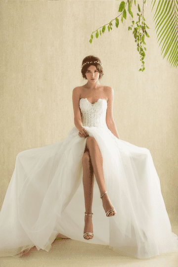 【婚紗晚裝攻略】6大婚紗款式穿著貼士!不同身形都能找到完美THE ONE