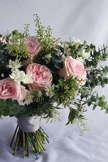 【新娘鮮花花球】走進花墟 打造香氣四溢的婚禮花藝