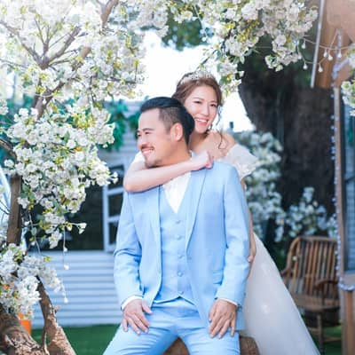 韋家雄婚禮細節大公開