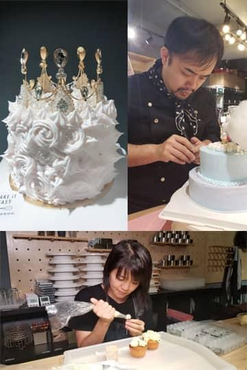 三間名人推介結婚蛋糕  賓客食過都讚好