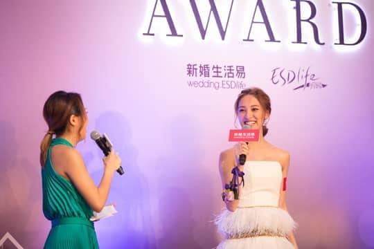 【專訪幸福人妻】陳凱琳:「鄭嘉穎的浪漫見於生活細節」