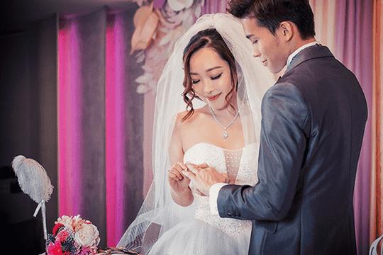 1個場地‧滿足新人5個婚禮夢!