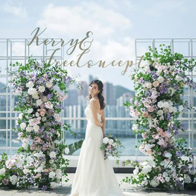 緊貼潮流!10個2019婚禮佈置不敗元素及趨勢