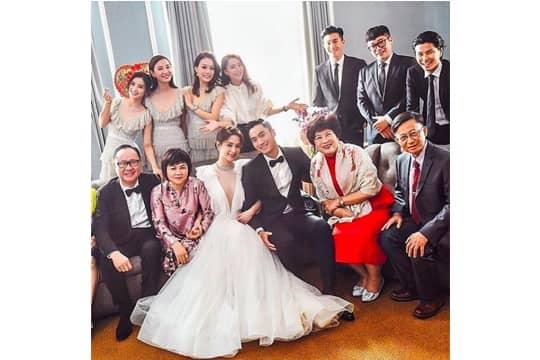 【阿嬌正式註冊結婚】回顧鍾欣潼、賴弘國的愛情故事