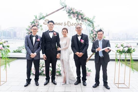 【多圖長文超詳盡】江若琳婚禮21項細節大檢閱