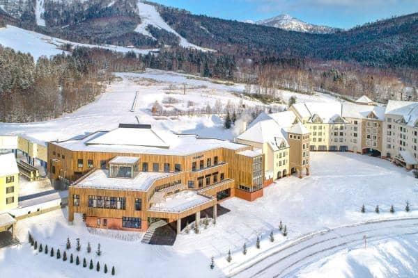 北海道滑雪全包式蜜月套票