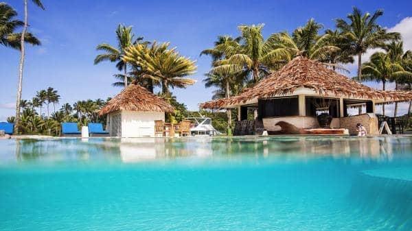 斐濟海島浪漫蜜月套票