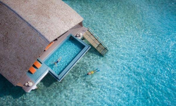 馬爾代夫Finolhu水上屋全包式蜜月套票