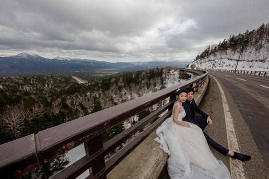 2019北海道10大婚紗拍攝地點推薦