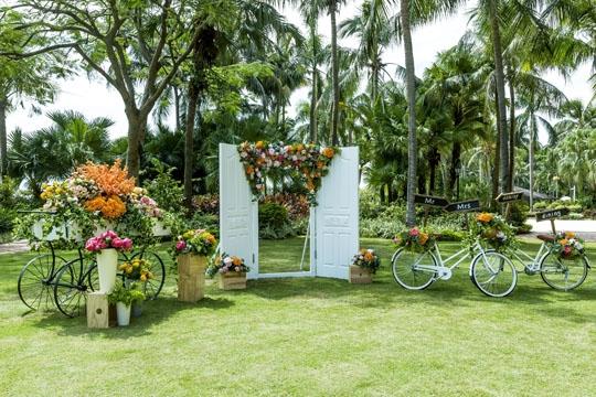 【新人必讀】婚禮場地佈置6個貼士