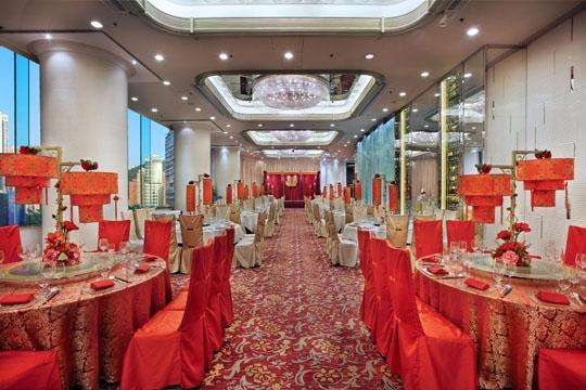 【小編睇場】銅鑼灣富豪香港酒店  小資新人5星級婚宴之選
