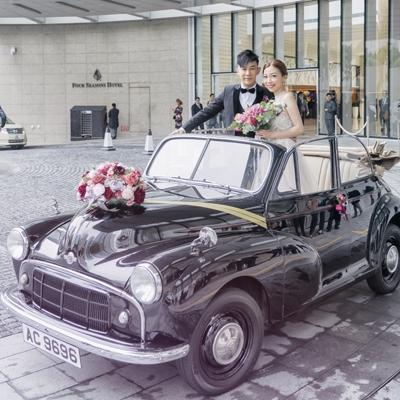 【場地佈置超華麗!】多圖分享魔法王Louis Yan大舞台主題婚禮