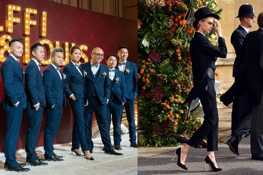 【新郎禮服穿搭指南】7個男士婚禮西裝禮服穿搭秘訣