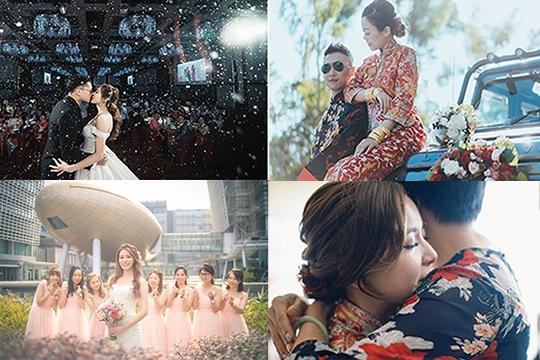 【香港婚禮攝影師推介2020】  5位人氣Big Day攝影師價錢及風格比較
