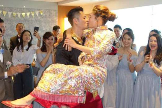 【中式婚禮敬茶儀式】新娘出門、敬茶、戴金器78句吉利說話!兄弟姊妹團必備實用金句