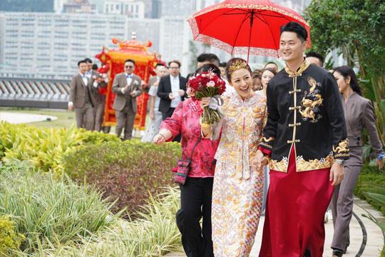 中式婚禮敬茶吉利說話 | 兄弟姊妹團必備78句吉利說話 | 新娘出門、敬茶、戴金器時大妗姐實用金句
