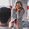 求婚除了送玫瑰 這3種禮物也感動滿分!