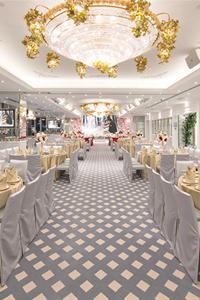 尖沙咀海港薈 為您締造非凡婚宴