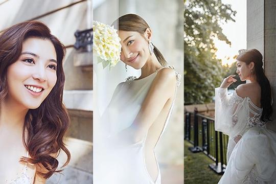 【2020年新娘髮型潮流】參考女星造型!清新簡約不再大龍鳳
