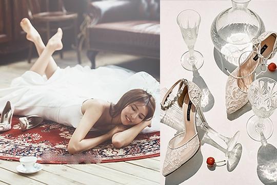 【婚鞋推薦】嚴選12絕對值得你擁有的夢幻婚鞋