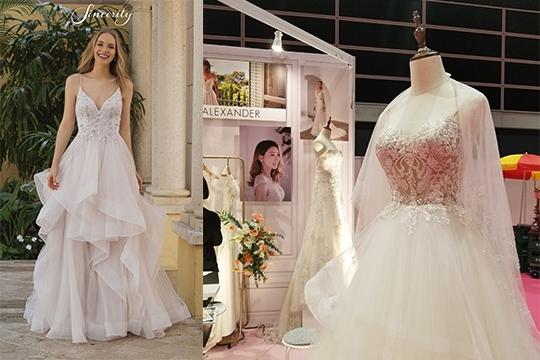 【婚展攻略】11月婚紗展給準新人的4大婚禮靈感