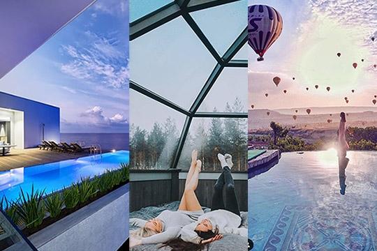 【人生必去蜜月秘景】全球4間令你畢生難忘的蜜月酒店