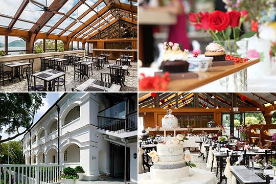 酒樓、酒店以外的選擇 2020年特色婚宴餐廳推介