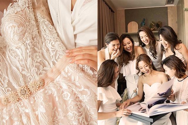 新娘試婚紗/ 姊妹試裙前 6個準備提示
