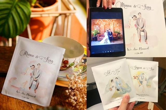 【結婚回禮】推介6款小心機回禮小禮物!更能令賓客難忘