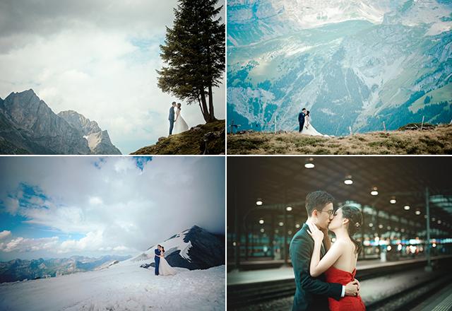 【攝影師教路】歐洲婚攝攻略 + 4大拍攝地點推介