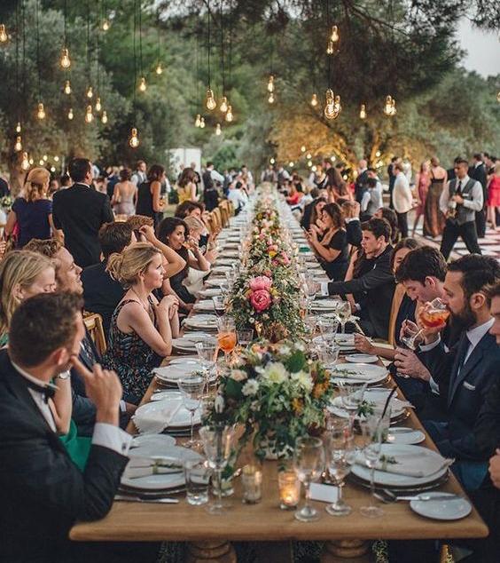 【肺炎抗疫 婚禮如期舉行】新人、兄弟姊妹、賓客出席婚禮  當日7個防疫措施