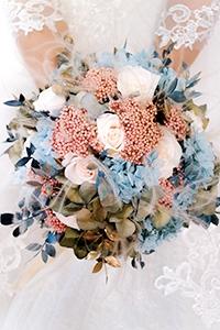 【結婚花球 2020/21】新娘花球用鮮花嫌浪費?大熱乾花及永生花花球推介 (附上保存方法)