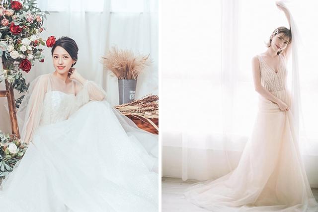 【新娘推介】觀塘婚紗店5間大熱門 多款新款唯美婚紗晚裝必試