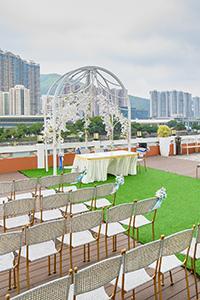 【網上婚展優惠-婚宴】1.5萬起預訂ClubONE午間婚宴 送婚紗租賃、場地佈置及證婚律師服務